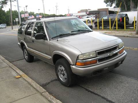 2003 Chevrolet Blazer for sale in Massapequa Park, NY