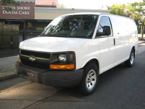 2010 Chevrolet Express Cargo for sale in Massapequa Park, NY