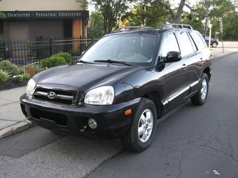 2006 Hyundai Santa Fe for sale in Massapequa Park, NY