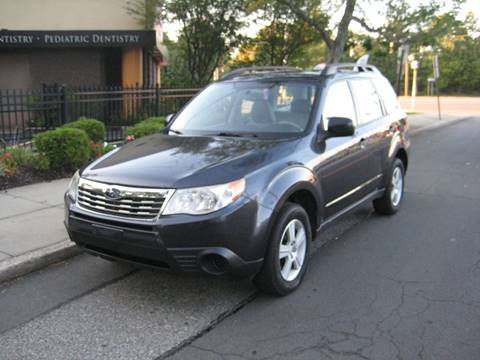 2010 Subaru Forester for sale in Massapequa Park, NY