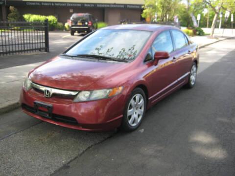 2008 Honda Civic LX for sale at Top Choice Auto Inc in Massapequa Park NY