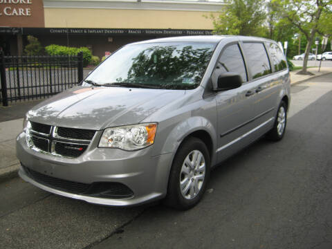 2014 Dodge Grand Caravan American Value Package for sale at Top Choice Auto Inc in Massapequa Park NY