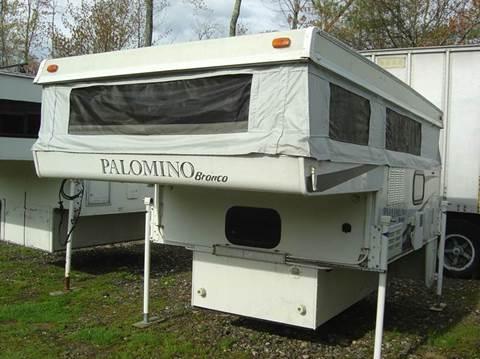 2012 Palomino Bronco 1225