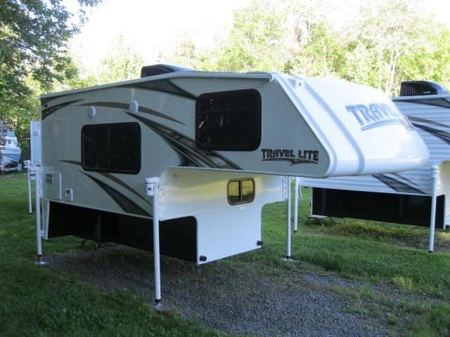 2019 Travel Lite 890Rx Truck Camper In Salem NH - Polar RV Sales