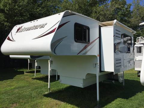 2014 Adventurer 86SBS for sale at Polar RV Sales in Salem NH