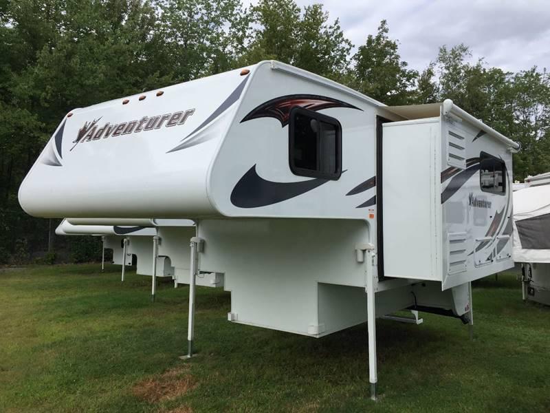 2019 Adventurer 910DB for sale at Polar RV Sales in Salem NH