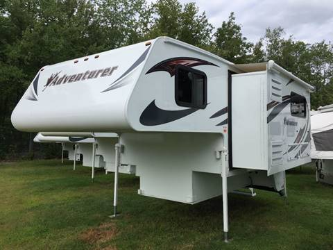 2019 Adventurer 910DB for sale at Polar RV Sales in Salem NH