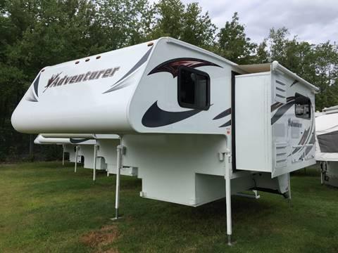 Adventurer RV Campers Used Cars For Sale Salem Polar RV Sales