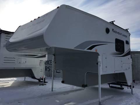 2020 Adventurer 86FB for sale at Polar RV Sales in Salem NH