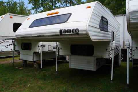 2003 Lance 920 for sale at Polar RV Sales in Salem NH