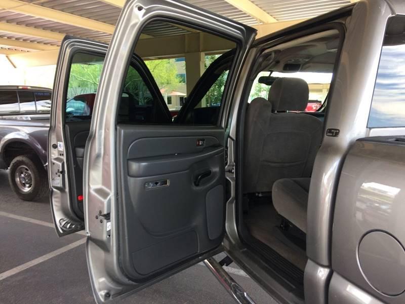 2007 Chevrolet Silverado 2500HD Classic LT1 4dr Crew Cab 4WD SB - Tempe AZ