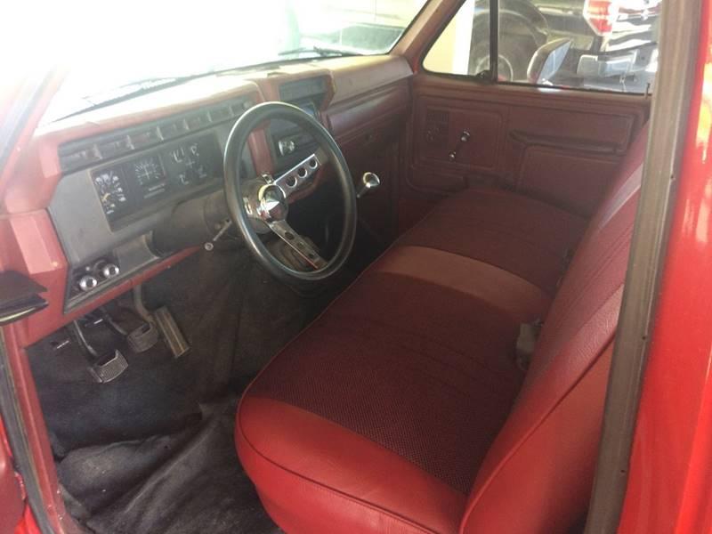 1986 Ford F-150 2dr Standard Cab SB - Tempe AZ