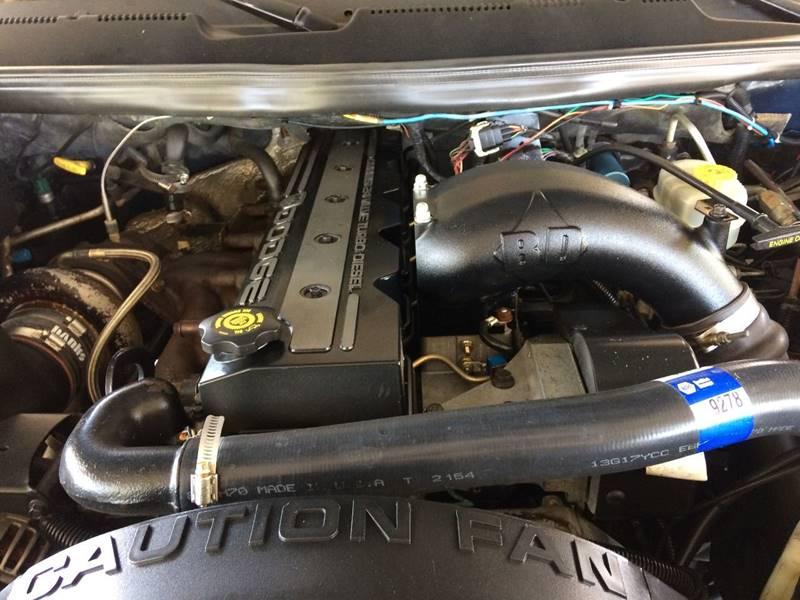 2001 Dodge Ram Pickup 2500 4dr Quad Cab SLT Plus 4WD SB - Tempe AZ