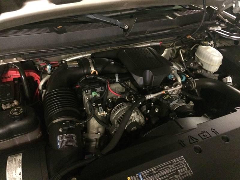 2008 Chevrolet Silverado 3500HD 4WD LTZ 4dr Crew Cab LB DRW - Tempe AZ