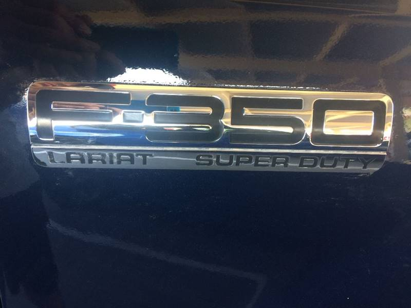 2007 Ford F-350 Super Duty Lariat 4dr Crew Cab LB - Tempe AZ