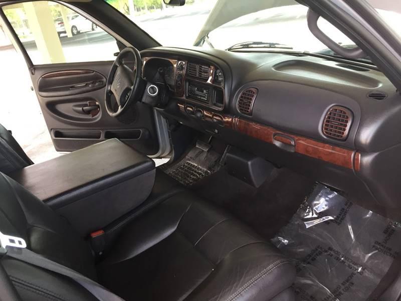 2000 Dodge Ram Pickup 2500 4dr SLT Extended Cab SB - Tempe AZ