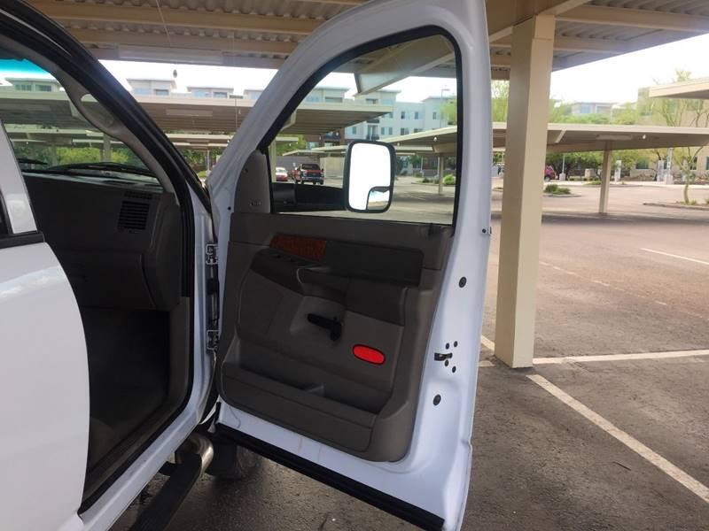 2007 Dodge Ram Pickup 3500 4x4 Laramie 4dr Quad Cab LB - Tempe AZ