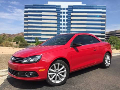 2014 Volkswagen Eos for sale in Tempe, AZ