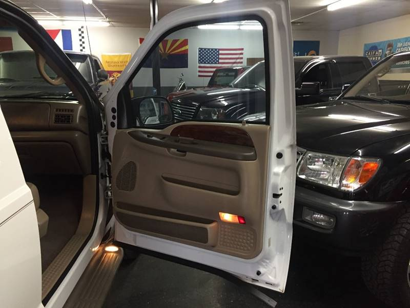 2000 Ford Excursion 4dr Limited 4WD SUV - Tempe AZ
