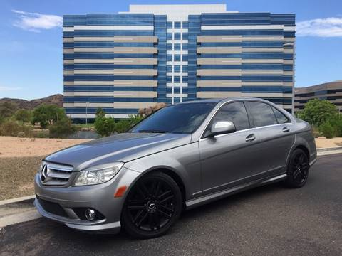 2009 Mercedes-Benz C-Class for sale in Tempe, AZ