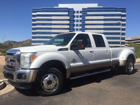 2011 Ford F-450 Super Duty for sale in Tempe, AZ