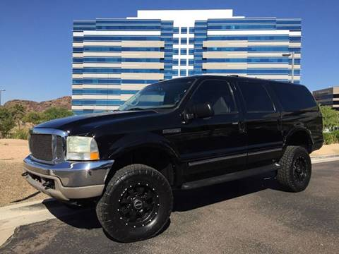 2002 Ford Excursion for sale in Tempe, AZ