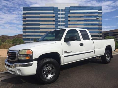 2004 GMC Sierra 2500HD for sale in Tempe, AZ