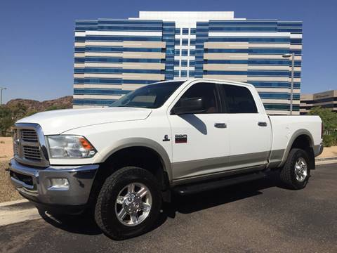 2010 Dodge Ram Pickup 3500 for sale in Tempe, AZ