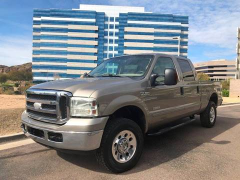 2005 Ford F-250 Super Duty for sale at Day & Night Truck Sales in Tempe AZ