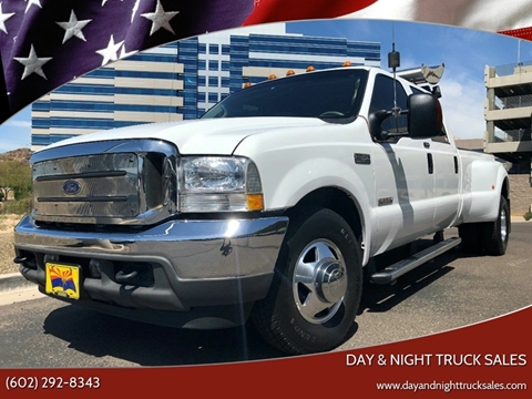 2004 Ford F-350 Super Duty for sale at Day & Night Truck Sales in Tempe AZ