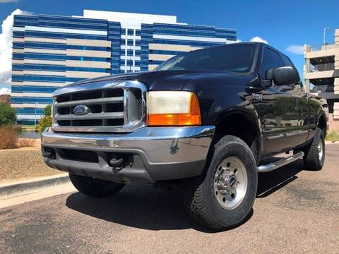 2000 Ford F-250 Super Duty for sale in Tempe, AZ