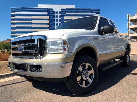 2006 Ford F-250 Super Duty for sale in Tempe, AZ