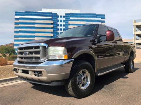 2004 Ford F-350 Super Duty for sale in Tempe, AZ