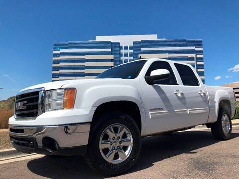 2011 GMC Sierra 1500 for sale at Day & Night Truck Sales in Tempe AZ