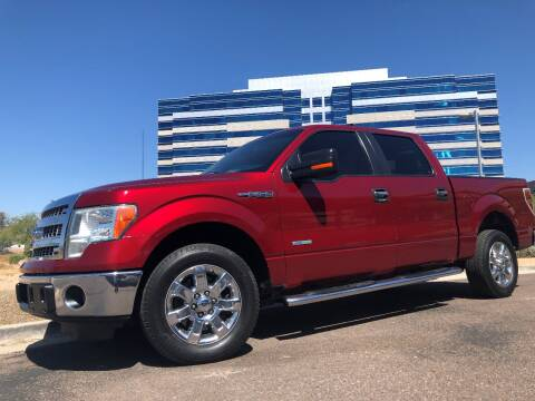 2013 Ford F-150 for sale at Day & Night Truck Sales in Tempe AZ