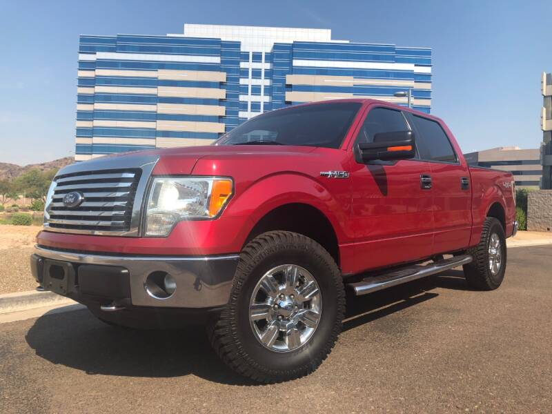 2012 Ford F-150 for sale at Day & Night Truck Sales in Tempe AZ