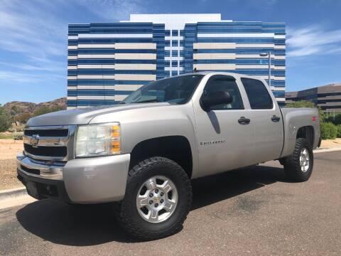 2009 Chevrolet Silverado 1500 for sale at Day & Night Truck Sales in Tempe AZ