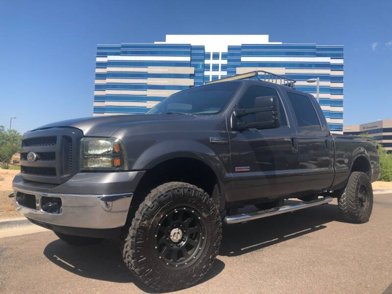 2006 Ford F-350 Super Duty for sale at Day & Night Truck Sales in Tempe AZ