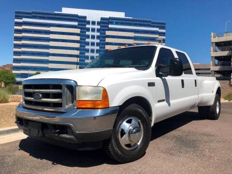 2001 Ford F-350 Super Duty for sale at Day & Night Truck Sales in Tempe AZ