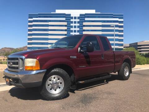 2000 Ford F-250 Super Duty for sale at Day & Night Truck Sales in Tempe AZ