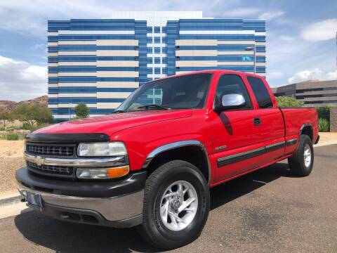 2000 Chevrolet Silverado 1500 for sale at Day & Night Truck Sales in Tempe AZ
