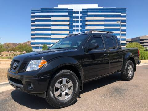 2011 Nissan Frontier for sale at Day & Night Truck Sales in Tempe AZ