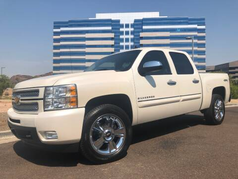 2012 Chevrolet Silverado 1500 for sale at Day & Night Truck Sales in Tempe AZ