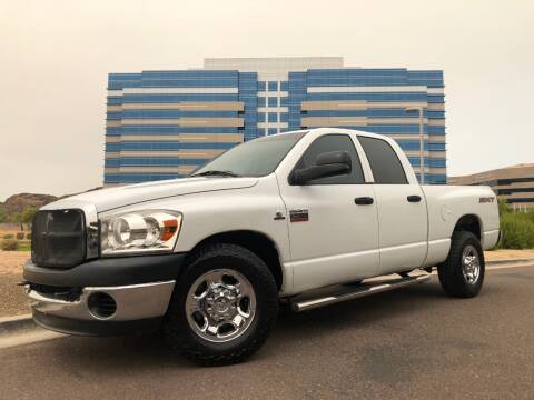2008 Dodge Ram Pickup 2500 for sale at Day & Night Truck Sales in Tempe AZ