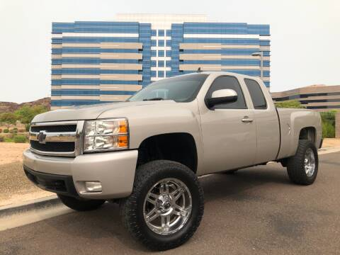 2007 Chevrolet Silverado 1500 for sale at Day & Night Truck Sales in Tempe AZ