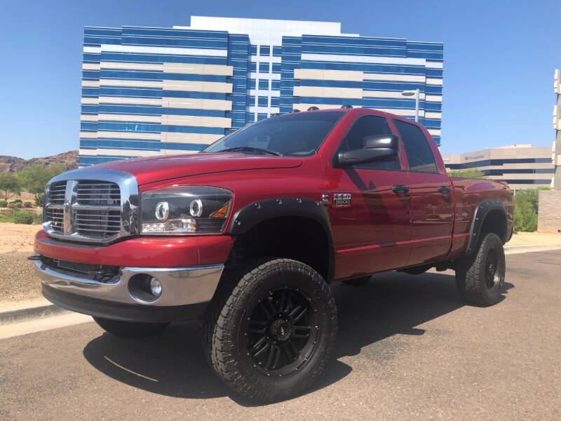 2008 Dodge Ram Pickup 3500 for sale at Day & Night Truck Sales in Tempe AZ