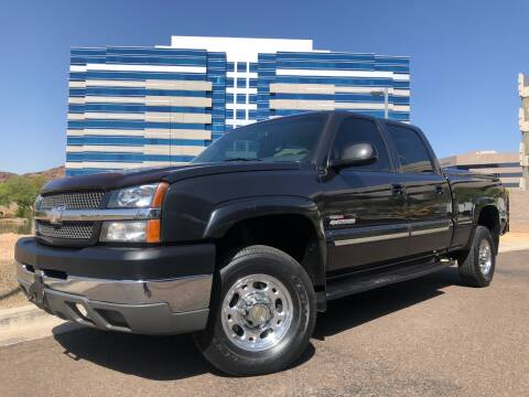 2003 Chevrolet Silverado 2500HD for sale at Day & Night Truck Sales in Tempe AZ