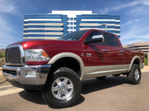 2011 RAM Ram Pickup 2500 for sale at Day & Night Truck Sales in Tempe AZ
