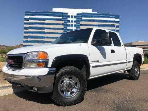 2000 GMC Sierra 2500 for sale at Day & Night Truck Sales in Tempe AZ