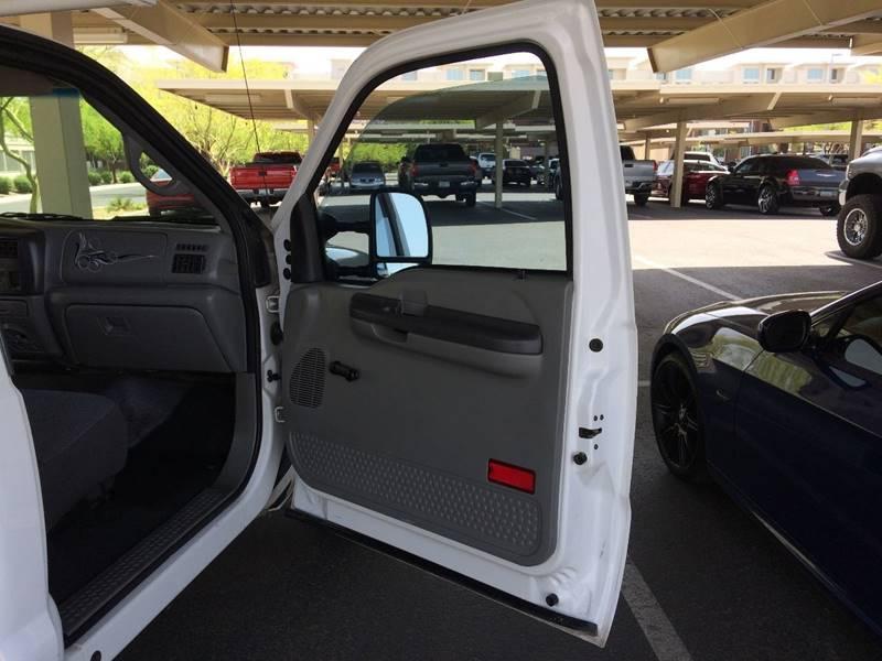 2002 Ford F-350 Super Duty 2dr Standard Cab XL 2WD LB - Tempe AZ